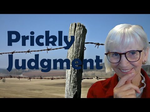 Prickly Judgments 2021 04 08