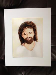 Come - Portrait of Jesus - Olivia & Me